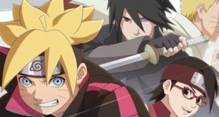 Opening Road to Boruto