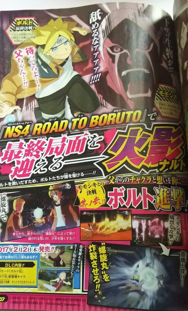 image 1 Naruto Shippuden Road to Boruto